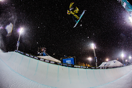 Greg Bretz X Games