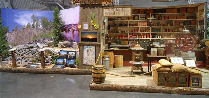 Mono County exhibit