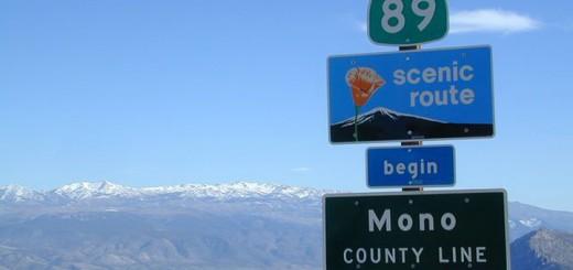 Mono County tourism