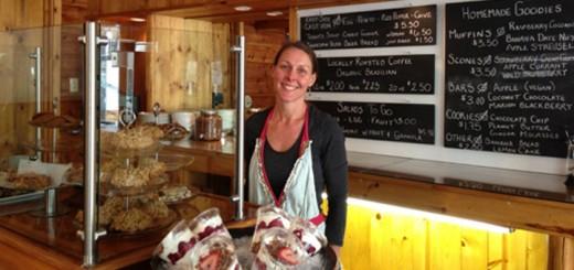 East Side Bake Shop, Elizabeth McGuire, McGee Creek Lodge