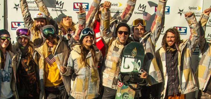 2014 Olympic snowboarding team, Grand Prix