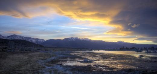 The South Tufa at Mono Lake. Photo by Jacob Penderworth.