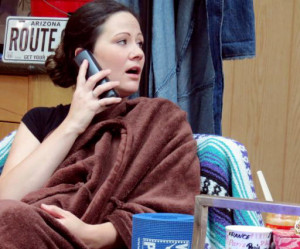 Rosemary Grace plays Ellen