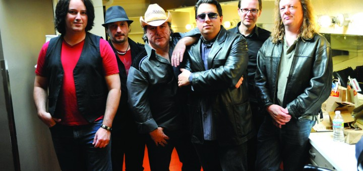 """Petty Theft"" plays about fifty shows a year. Photo courtesy: Petty Theft."