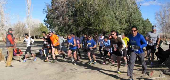 Inyo SAR Winter Race, Sage to Summit, fundraiser, Bishop, Millpond
