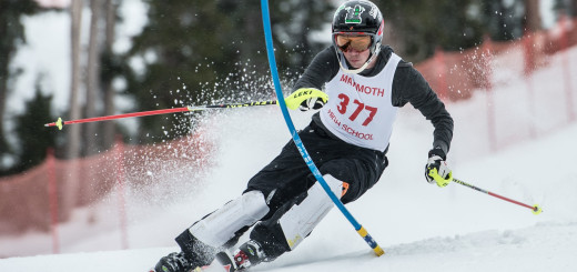 Sue Morning Report, Grayson Dozier, Slalom Races