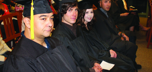 From left: Jared Snulgrove, Cory Calnan, Kelsey Farmer, and Uriel Jimenez. Photos courtesy: Charles James.