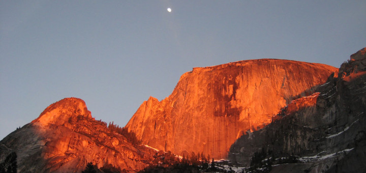 Here's hoping Half Dome isn't trademarked, too ... Photo courtesy: Rea.