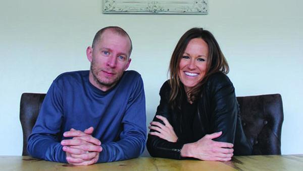 Matt and Gracie Hammer.